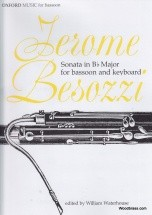 Besozzi J. - Sonata In B Flat Major - Basson Et Piano