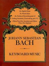 Bach J.s. - Keyboard Music