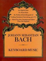 Bach J.s. - Keyboard Music