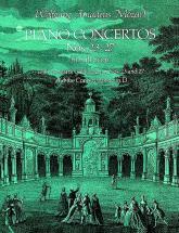 Mozart W.a. - Piano Concerto N°23-27 - Full Score