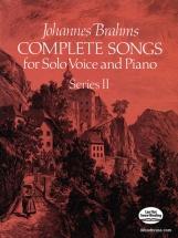 Brahms Johannes - Complete Songs Vol.2