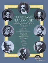Four-hand Piano Music By Nineteenth-century Masters - Piano 4 Mains