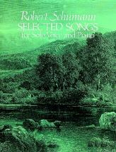 Schumann R. - Selected Songs - Chant, Piano