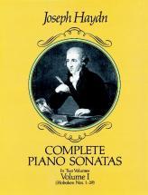 Haydn J. - Complete Piano Sonatas Vol.1