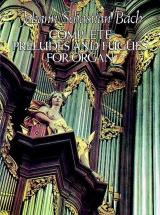 Bach J.s. - Complete Preludes And Fugues For Organ