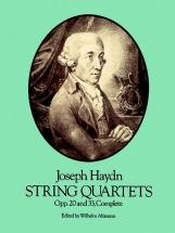 Haydn F.j. - String Quartet Op.20-33