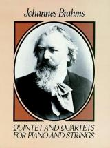 Brahms J. - Quintet And Quartets For Piano And Strings