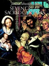 Bach J.s. - Seven Great Sacred Cantatas - Full Score
