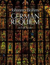 Brahms J. - German Requiem - Full Score