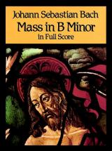 Bach J.s. - Messe In B Minor - Vocal Score