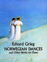 Grieg Edvard - Norwegian Dances And Other Works For Piano