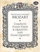 Mozart W.a. - Complete Piano Trios & Quartet