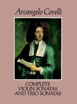 Corelli A. - Complete Violon & Trio Sonatas