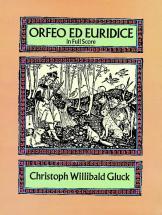 Gluck C.w. - Orfeo Ed Euridice - Full Score