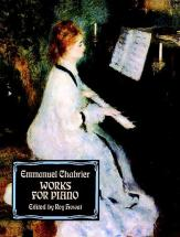 Chabrier E. - Works For Piano