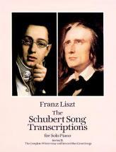 Liszt F. - Schubert Song Transcriptions Vol.2 - Piano