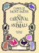 Saint-saens C. - Carnaval Des Animaux - Conducteur