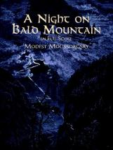 Moussorgsky M. - Night On Bald Mountain - Full Score