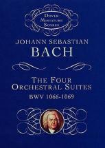 Bach J.s. - Four Orchestral Suites Bwv1066-1069 - Conducteur Poche