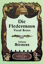 Strauss J. - Die Fledermaus - Vocal Score
