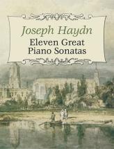 Haydn J. - Eleven Great Piano Sonatas - Piano