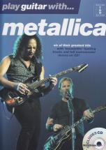 Play Guitar With... Metallica +cd