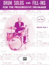 Reed Ted - Drum Solos And Fill-ins Book 1 - Batterie