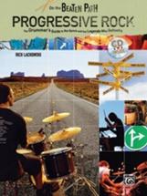 Lackowski Rich - On The Beaten Path : Progressive Rock + Cd - Batterie