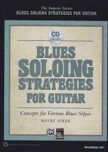 Riker W. - Blues Soloing Strategies - Guitar + Cd