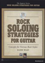 Riley G. - Rock Soloing Strategies - Guitar + Cd
