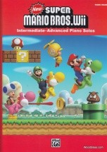 New Super Mario Bros Wii - Piano