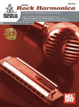 Barrett David - Rock Harmonica Method - Harmonica