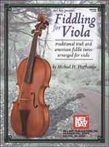 Hoffheimer Michael - Fiddling For Viola - Viola