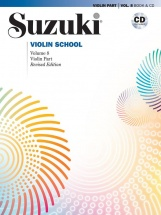 Suzuki - Violin School Vol.8 + Cd - Revised Edition