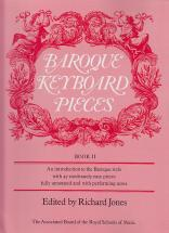Jones - Baroque Keyboard Pieces Vol. 2