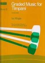 Graded Music For Timpani Vol. Ii (grades 3-4)