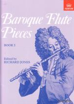 Jones R. (ed.) - Baroque Flute Pieces Vol. 1