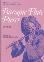 Jones R. (ed.) - Baroque Flute Pieces Vol. 3