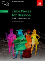 Denley Ian - Time Pieces For Bassoon Vol.1