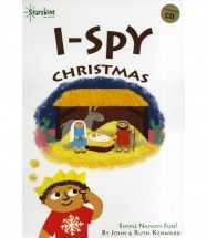 Kenward - John Kenward/ruth Kenward - I-spy Nativity - Christmas