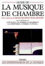 Tranchefort - Guide De La Musique De Chambre