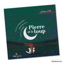 Prokofiev S. - Pierre Et Le Loup - Livre + Cd