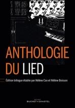 Cao H./ Boisson H. - Anthologie Du Lied