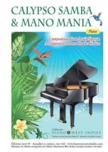 Nguyen Jean-louis - Calypso Samba and Mano Mania - Piano