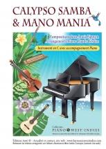 Nguyen Jean-louis - Calypso Samba & Mano Mania - Instrument En Do & Piano