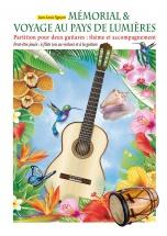 Nguyen Jean-louis - Memorial and Voyage Au Pays De Lumieres - Pour Deux Guitares