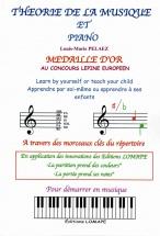 Pelaez Louis-marie - Theorie De La Musique Et Piano