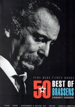 Brassens Georges - Best Of 50 Titres - Pvg