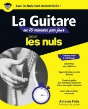 Pour Les Nuls - La Guitare En 15 Minutes Par Jour