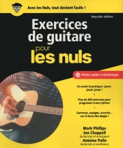 Chappel Jon - Exercices Guitare Pour Les Nuls Grand Format - 2e Edition